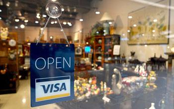 Tarjetas devolución compras