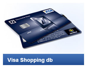 Tarjeta Visa Shopping db