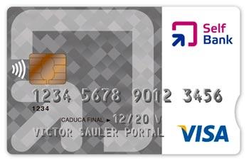 Tarjeta de crédito Selfbank