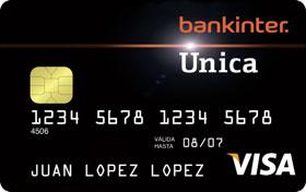 Tarjeta Única de Bankinter